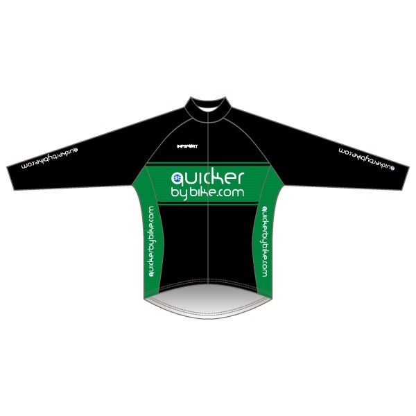 Quicker by Bike Winter Training Jacket