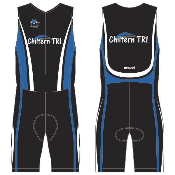 Chiltern Tri Men's Tri Suit with Pockets