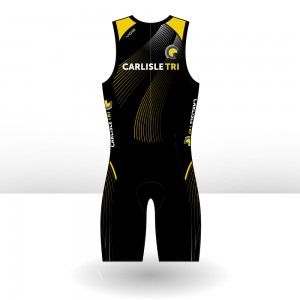 Carlisle Tri Vortex Triathlon Suit - Front Zip