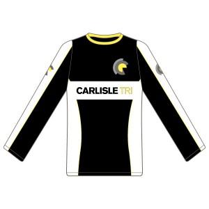 Carlisle Tri Junior Long Sleeved T-Shirt