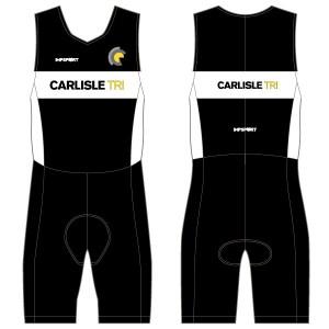 Carlisle Tri Ladies Tri Suit with Pockets