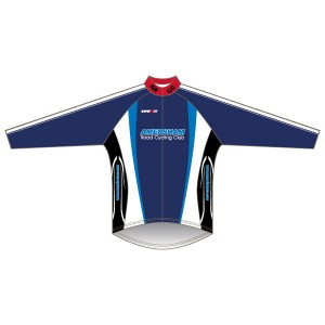 Amersham Road Cycling Club Lightweight Training Jacket