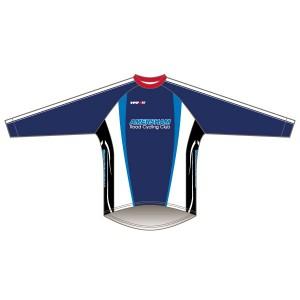 Amersham Road Cycling Club Long Sleeved Downhill Jersey
