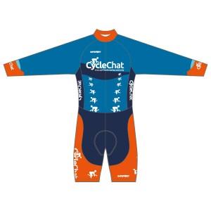 CycleChat Long Sleeved Twenty-Twelve Skinsuit