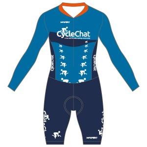 CycleChat Custom Bodyfit Race Suit