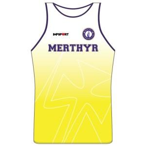 Merthyr RC Running Vest