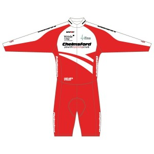 Chelmsford Youth Cycling Club Long Sleeved Techfit Skinsuit