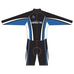 Chiltern Tri Long Sleeved Techfit Skinsuit