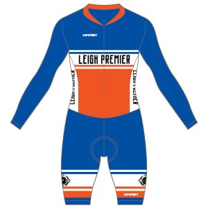 Leigh Premier RC Custom Bodyfit Race Suit