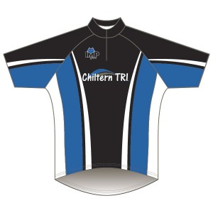 Chiltern Tri Short Sleeve Road Jersey