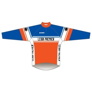 Leigh Premier RC Long Sleeve Road Jersey