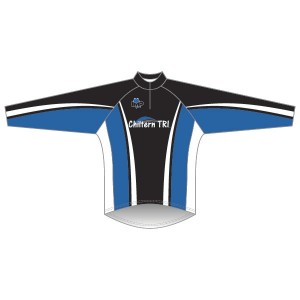 Chiltern Tri Long Sleeve Road Jersey