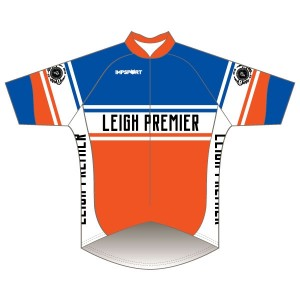 Leigh Premier RC Pro Road Jersey