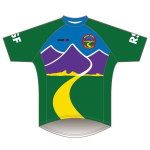 Rough Stuff Fellowship Short Sleeved Downhill Jersey
