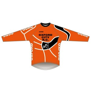 Oxford City RC Long Sleeved Downhill Jersey