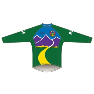 Rough Stuff Fellowship Long Sleeved Downhill Jersey