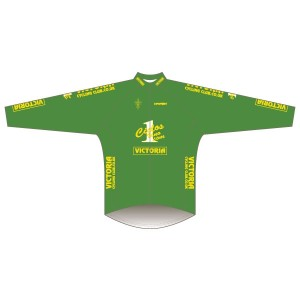 Victoria CC - Green Design Lightweight Training Jacket