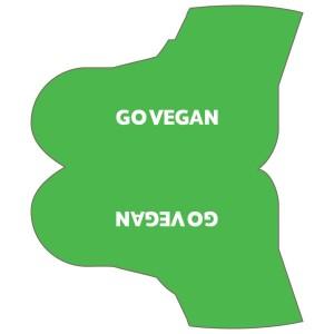 Vegan Cyclists Overshoes