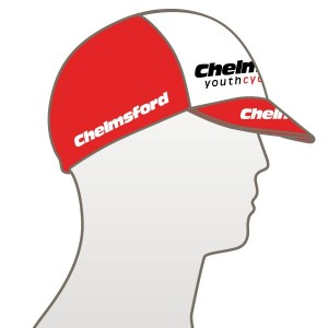 Chelmsford Youth Cycling Club Multi Panel Cycle Cap