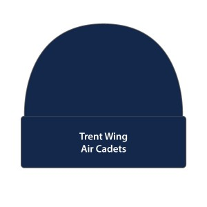 Trent Wing Air Cadets Beanie (Navy)
