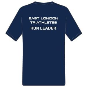 East London Triathletes 'Run Leader' Cool T