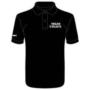 Vegan Cyclists Cool Polo