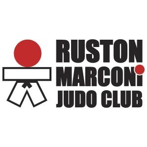 Ruston Marconi Judo Club Logo Embroider to Suit
