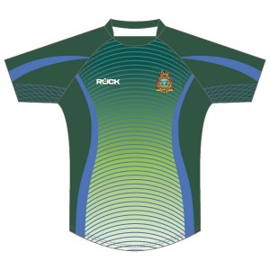 Trent Wing Air Cadets Custom Rugby Shirt