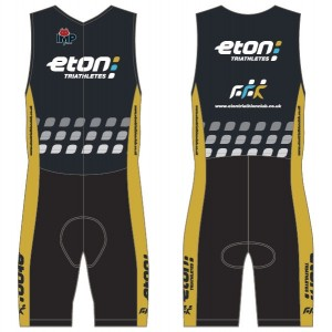 Eton Tri Club Men's Tri Suit - no Pockets