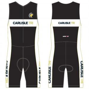 Carlisle Tri Men's Tri Suit with Pockets