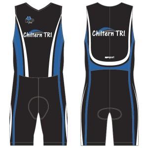 Chiltern Tri Ladies Tri Suit - no Pockets