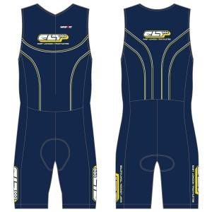 East London Triathletes Unsponsored Kit Men's Tri Suit with Pockets