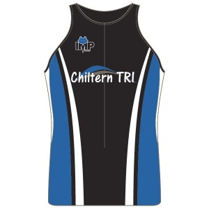 Chiltern Tri Men's Tri Top with Pocket
