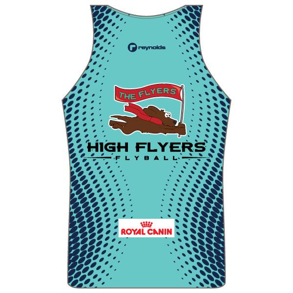 High Flyers Flyball Team