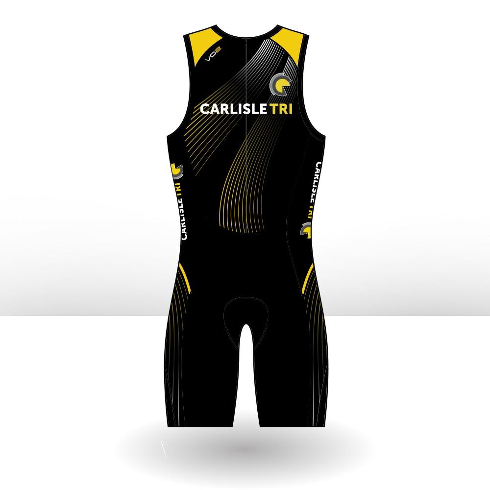 Carlisle Tri Ladies Vortex Triathlon Suit