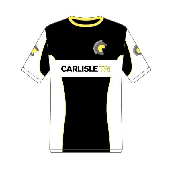 Carlisle Tri Junior Short Sleeved T-Shirt