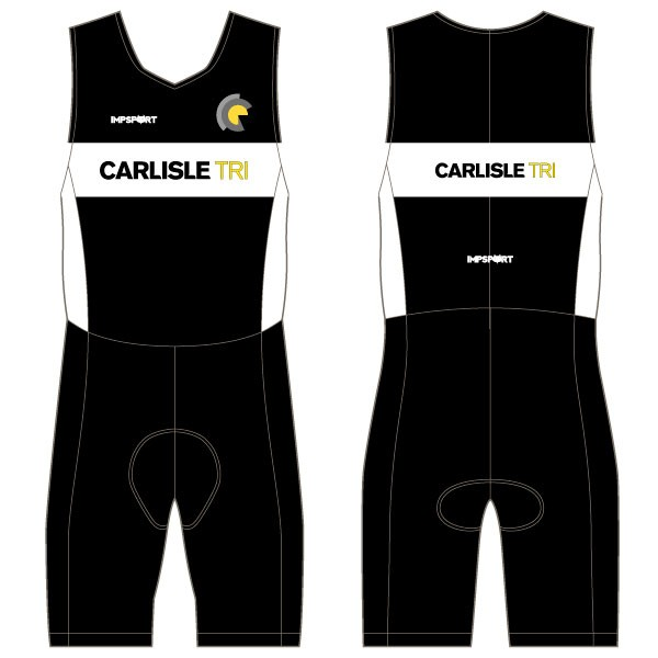 Carlisle Tri Ladies Tri Suit with Pockets