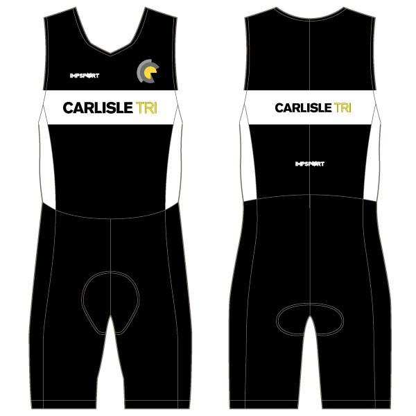 Carlisle Tri Men's Tri Suit - no Pockets