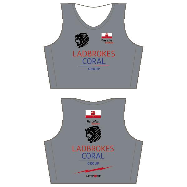Gibraltar Triathlon Crop Top