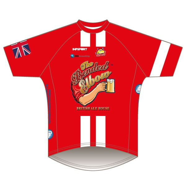 The Bended Elbow Short Sleeved Downhill Jersey