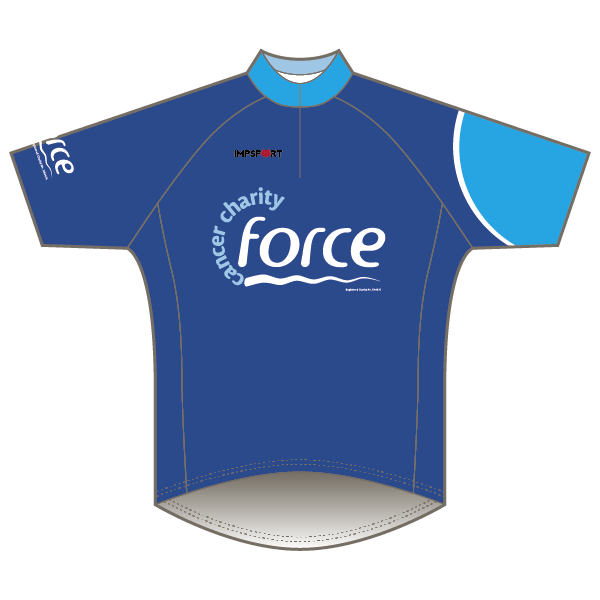 Force Cancer Charity 2017 Short Sleeve Road Jersey