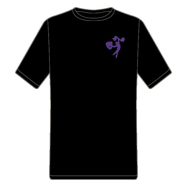 Sandy Gray School of Dance & Theatre T-Shirt (Blk) - Adult