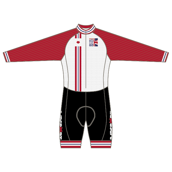 YCS Demo T2 Skinsuit - Long Sleeved