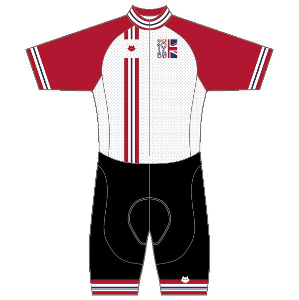 YCS Demo T1 Skinsuit - Short Sleeved
