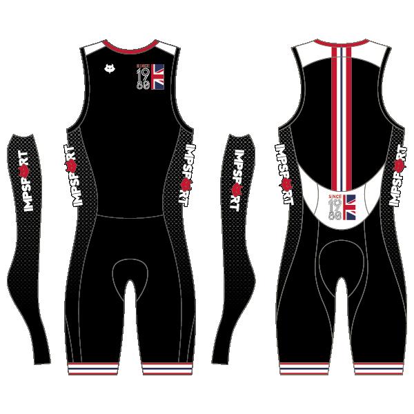 YCS Demo T1 Womens Tri Suit