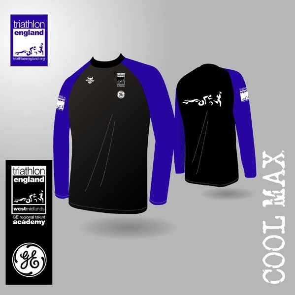 West Midlands Region Long Sleeve Coolmax T-Shirt