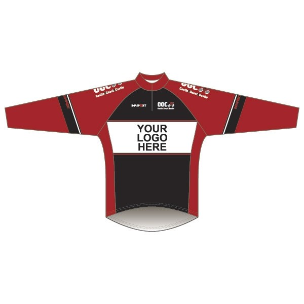 C2C2C Corporate Sponsored Kit Long Sleeve Road Jersey