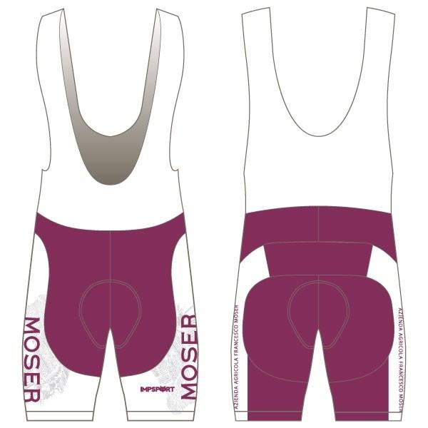 Moser Sportive GB Twenty-Twelve Bibshorts
