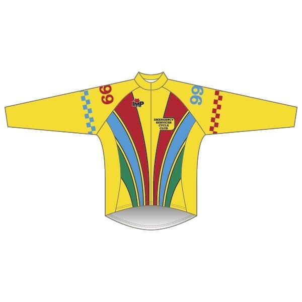 ESCC T1 Rain Jacket