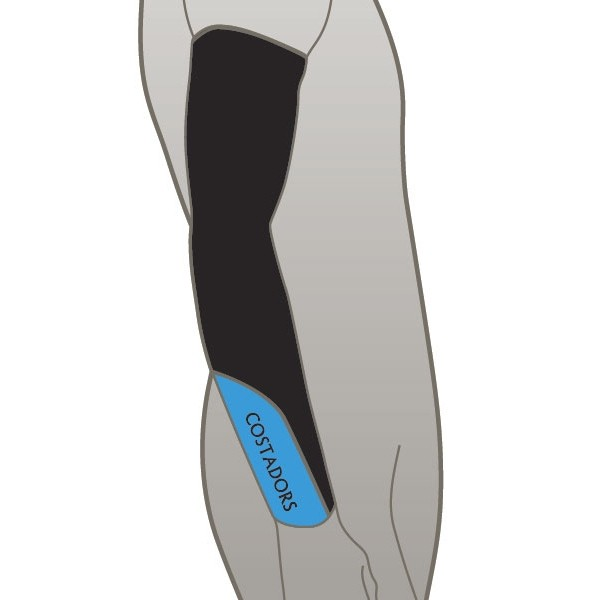 Costadors CT Thermotec Arm Warmers